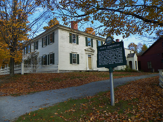 Franklin Pierce Homestead