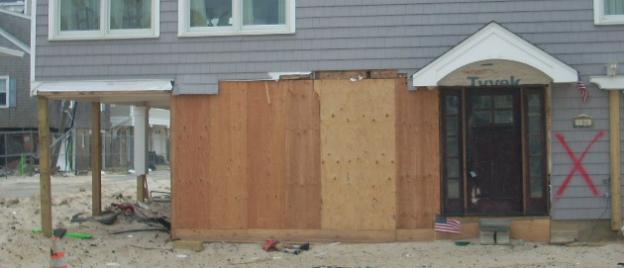 Storm Damage Sandy