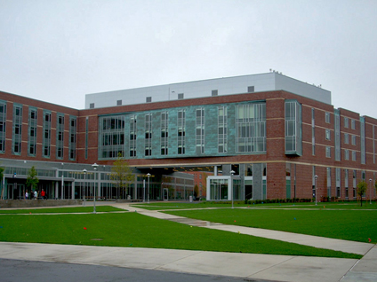Salem State University Marsh Hall – Salem, MA