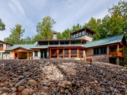 Lakeside Home – Residential Structural Engineer Project