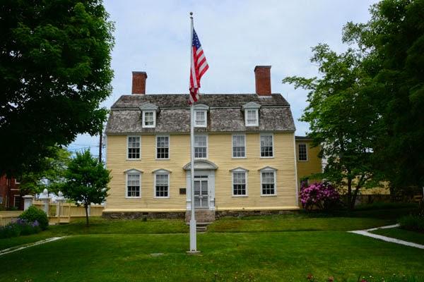 John Paul Jones house