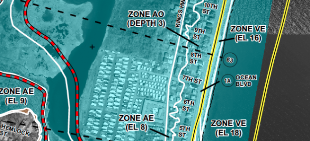 Building in Flood Insurance Zones: What to Know About Coastal Zone Engineering