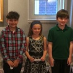 School Board honors Pi Day winners